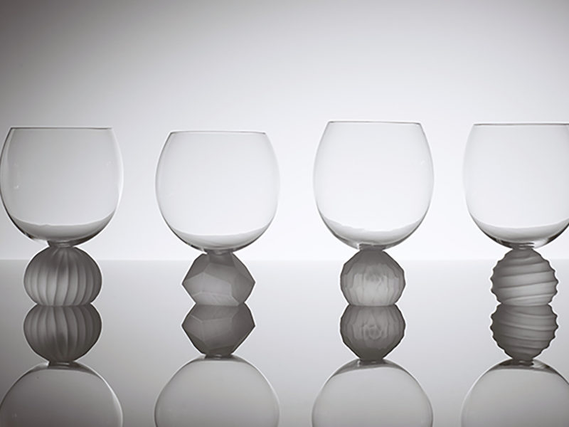 Hexa Wine Glasses