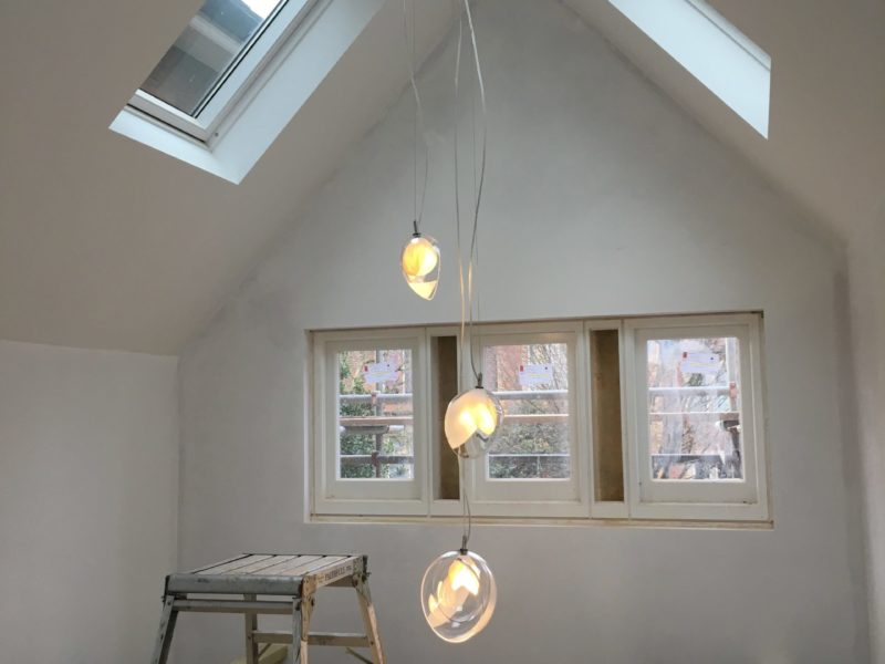 Gem light chandelier